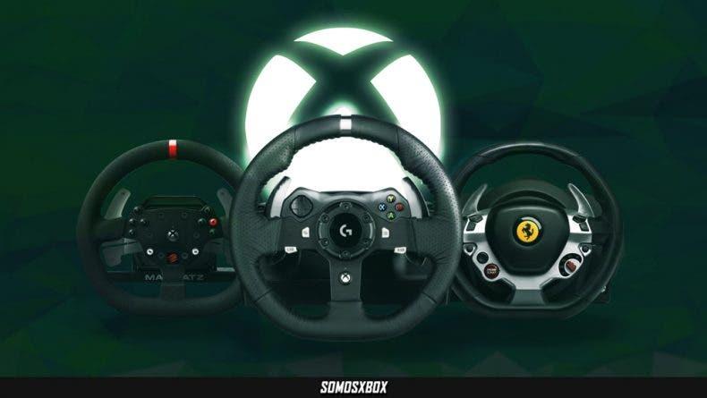 Los mejores volantes para Xbox 1