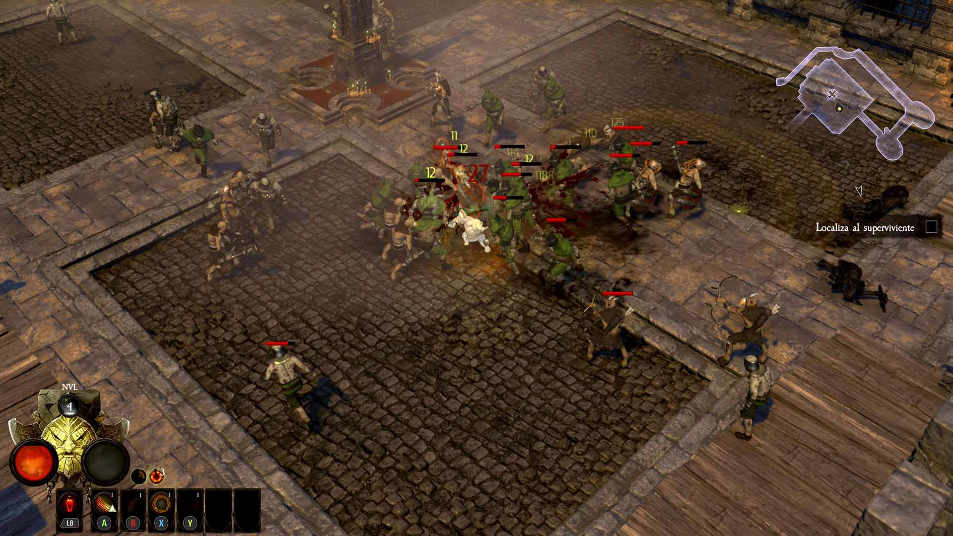 Análisis de Warhammer: Chaosbane Slayer Edition - Xbox Series X