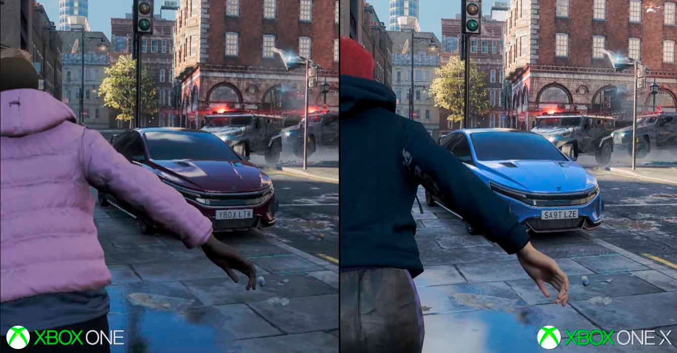 Watch Dogs Legion corre a 1080p con Ray Tracing en Xbox Series S 2