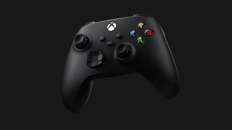 mando de Xbox Series X como el guantelete de Thanos