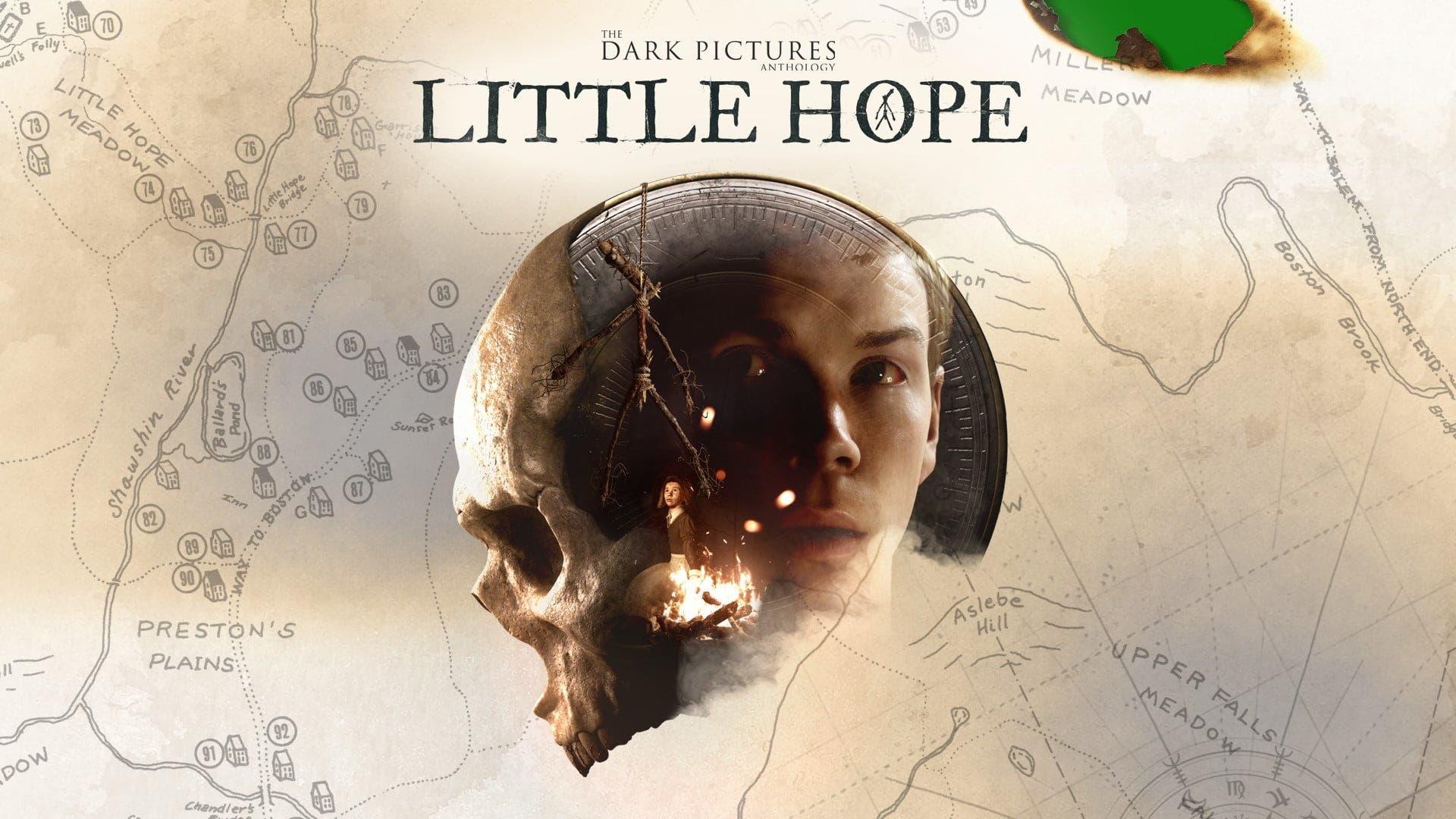 análisis de The Dark Pictures: Little Hope