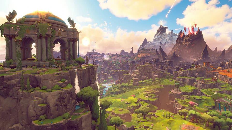 Análisis de Immortals: Fenyx Rising - Xbox Series X|S 4