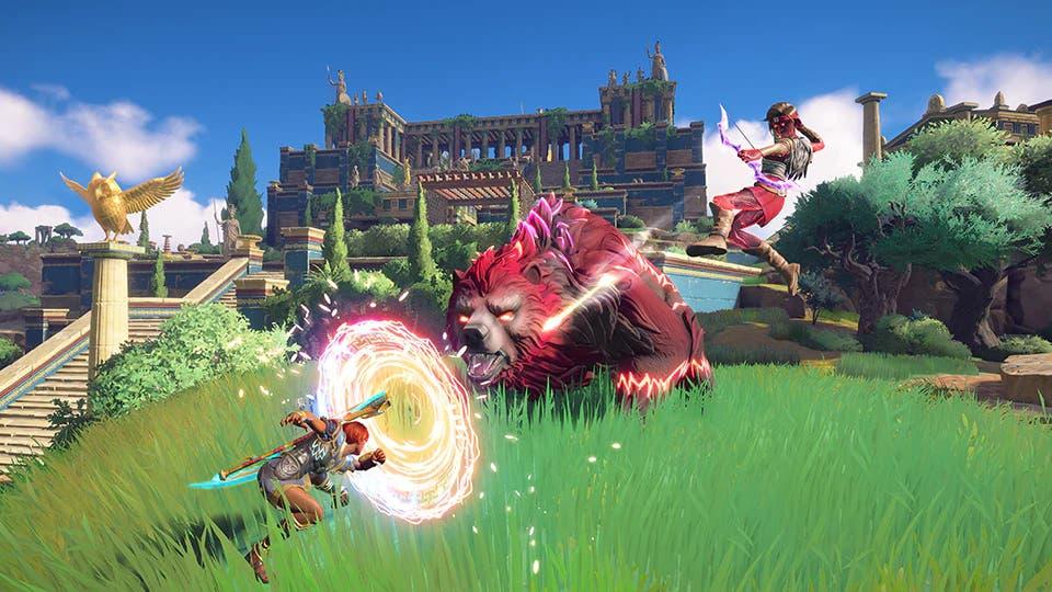 Análisis de Immortals: Fenyx Rising - Xbox Series X|S 5
