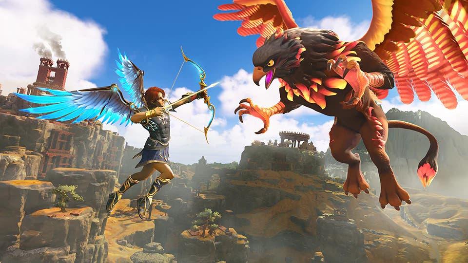 Análisis de Immortals: Fenyx Rising - Xbox Series X|S 2