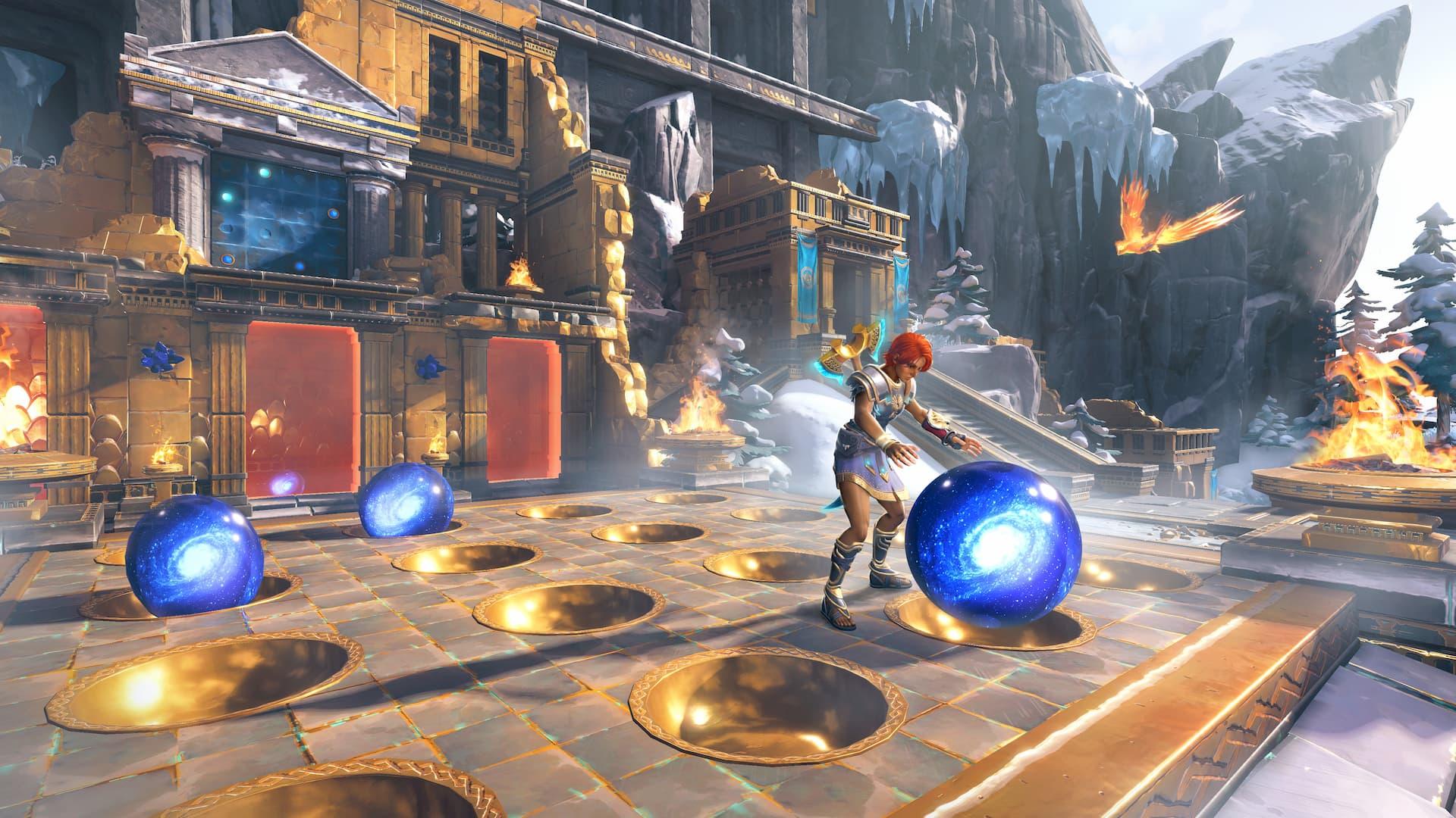Análisis de Immortals: Fenyx Rising - Xbox Series X|S 3