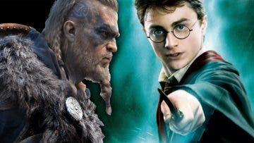 Assassin's Creed Valhalla esconde varios easter eggs de Harry Potter