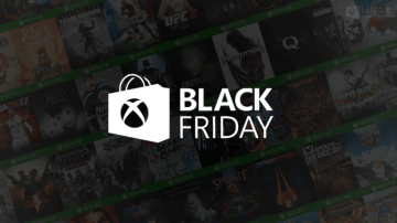 ofertas del Black Friday para Xbox 360
