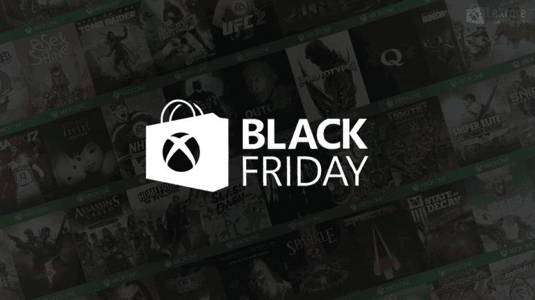 ofertas del Black Friday para Xbox 360