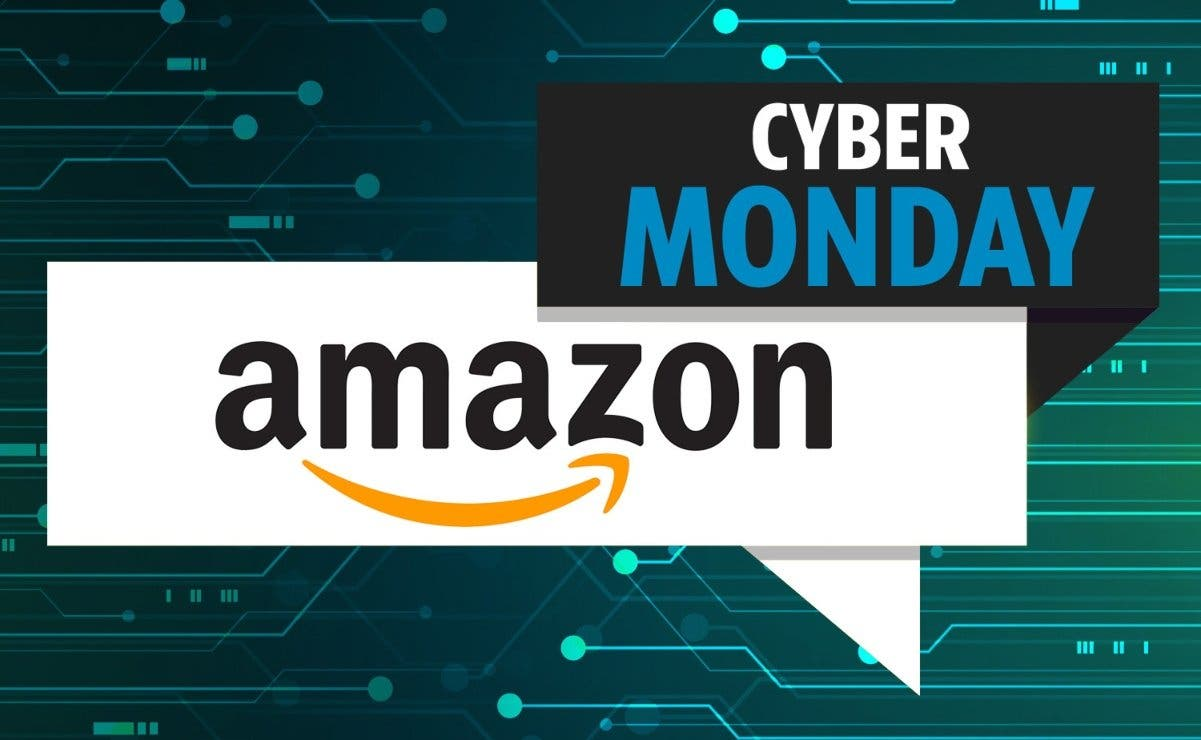 Aprovecha estas ofertas del Cyber Monday de Amazon 20