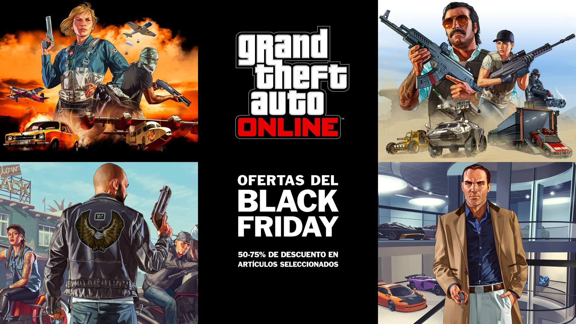 Black Friday también llega a GTA 5 Online