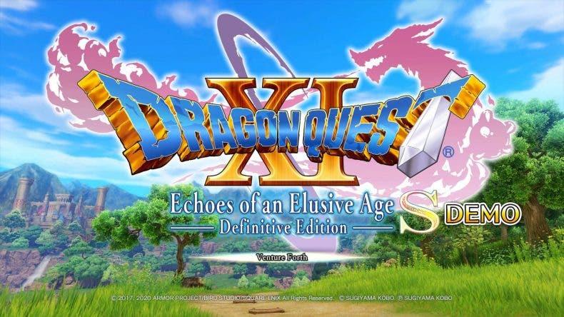 Demo de Dragon Quest XI S