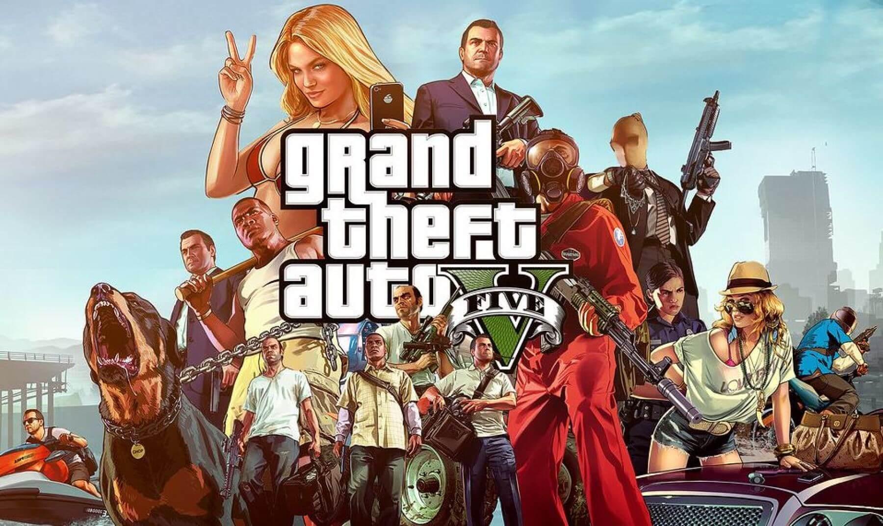 GTA 5 no obtendría mejoras importantes de lanzamiento con Xbox Series X y PS5