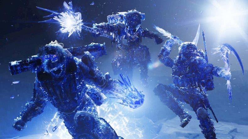Destiny 2 Más allá de la luz cuenta con nuevas subclases gracias a la Estasis