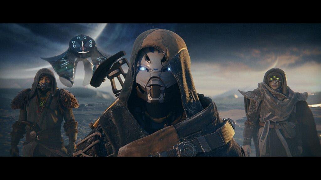 La Desconocida es uno de los nuevos personajes de Destiny 2: Más allá de la luz