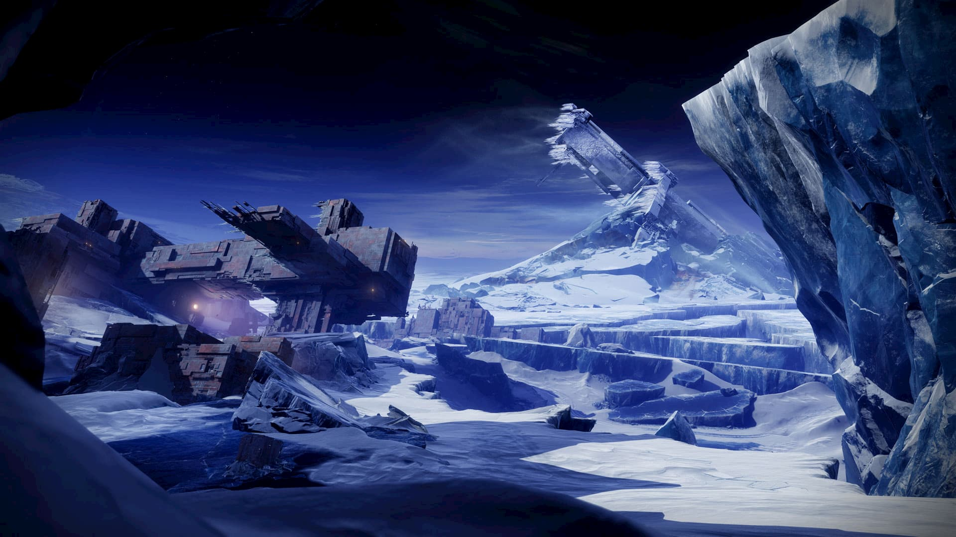 Captura de pantalla de Destiny 2: Más allá de la luz