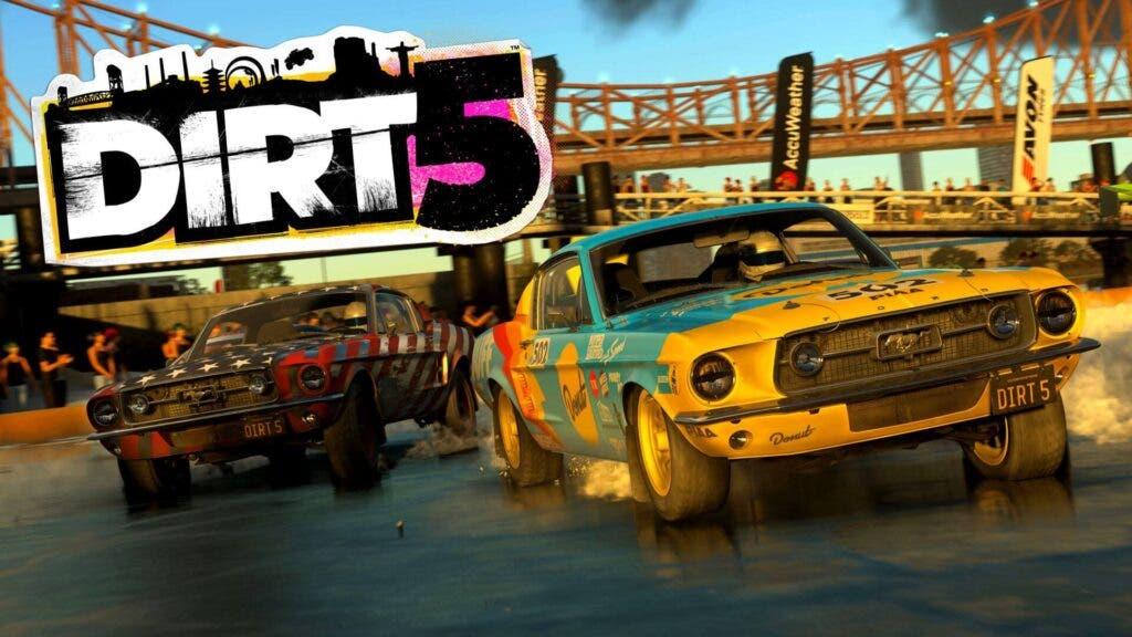 Dirt 5 anuncia nuevo contenido gratuito