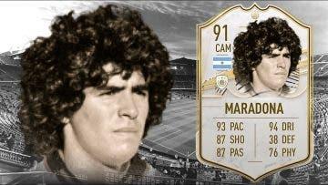 El precio de Maradona en FIFA 21 se dispara tras su muerte 30
