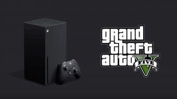 GTA V para Xbox Series X