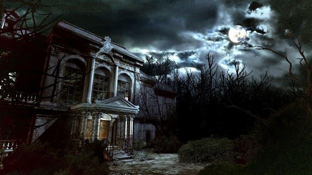 Primer vistazo a la Mansión Spencer en el reboot de Resident Evil 1
