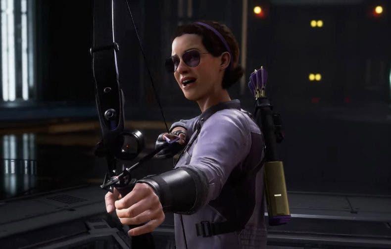 Desvelada la fecha de llegada de Kate Bishop a Marvel's Avengers 1