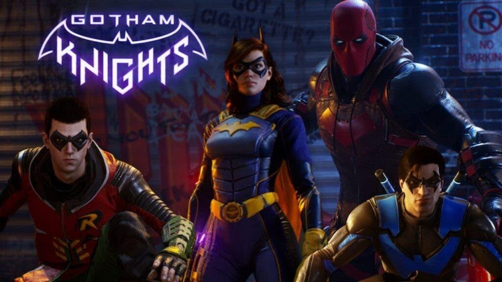 Gotham Knights revela detalles sobre su jugabilidad