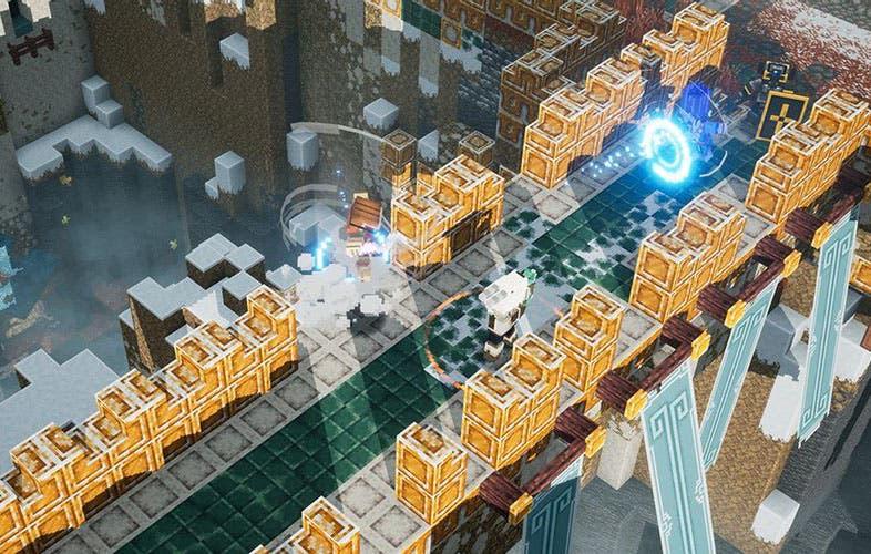 El DLC Howling Peaks de Minecraft Dungeons ya tiene fecha de lanzamiento 8