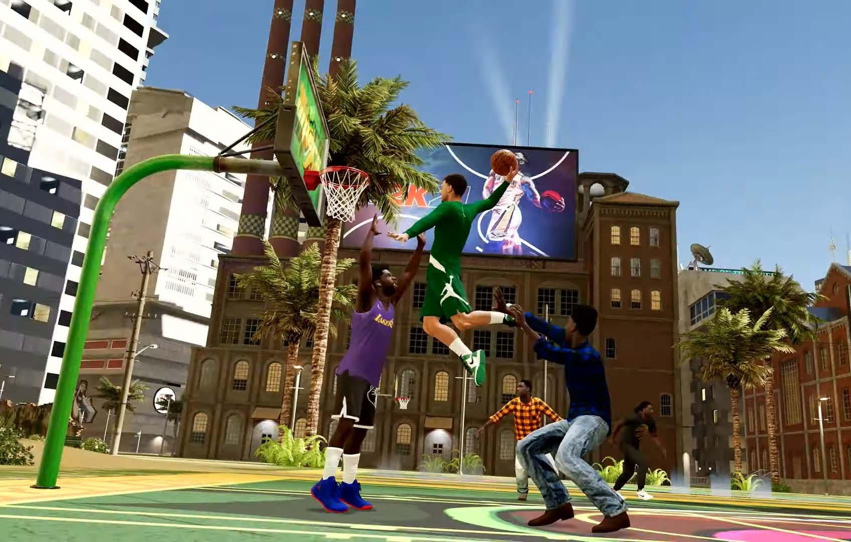 Ya disponible la primera actualización de NBA 2K21 para la versión de Xbox Series X 3