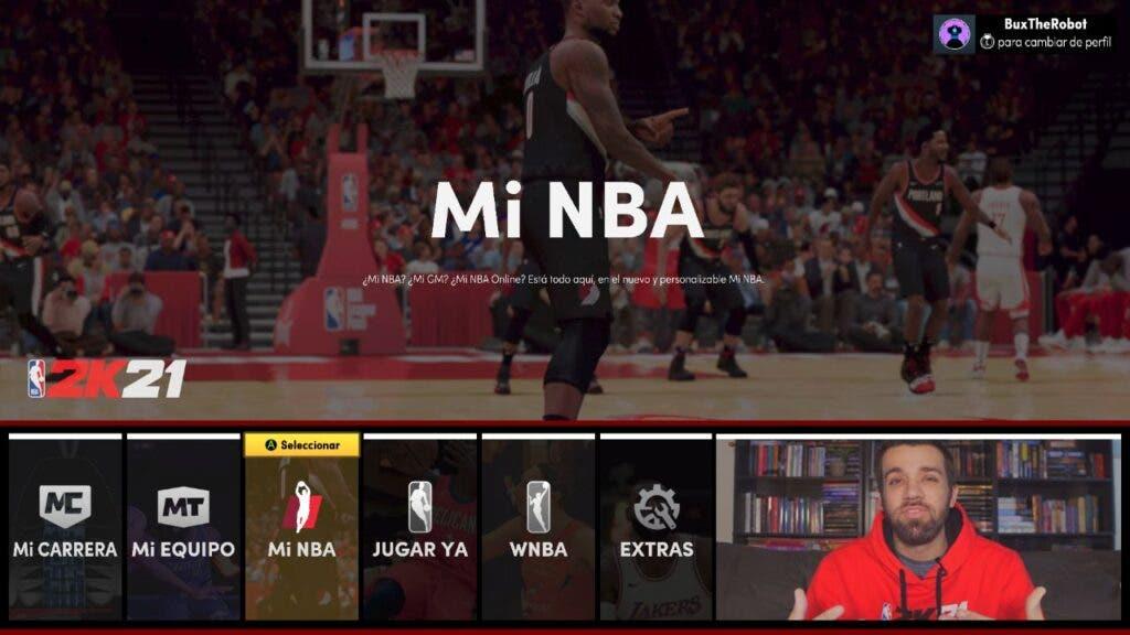 Análisis de NBA 2K21 - Xbox Series X|S 4