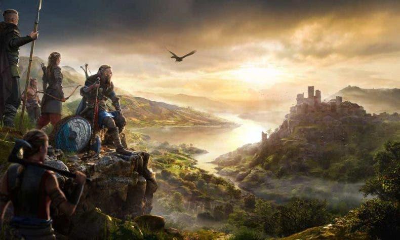 Comparan diversas localizaciones de Assassin's Creed Valhalla con la realidad