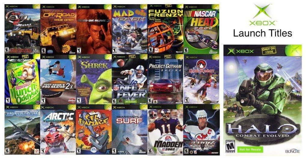 Hace 19 años que se lanzó oficialmente la primera consola Xbox