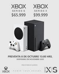 Precios de Xbox Series X|S en México y otros países de Latinoamérica 1