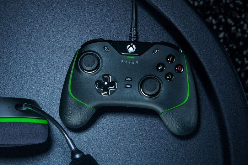 Razer presenta el mando Wolverine V2 para Xbox Series X|S 1