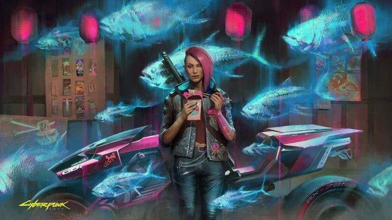 multijugador de Cyberpunk 2077 podría ser como GTA Online