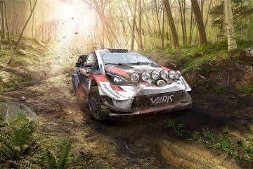 Análisis de mejoras de WRC 9 para Xbox Series X|S 14