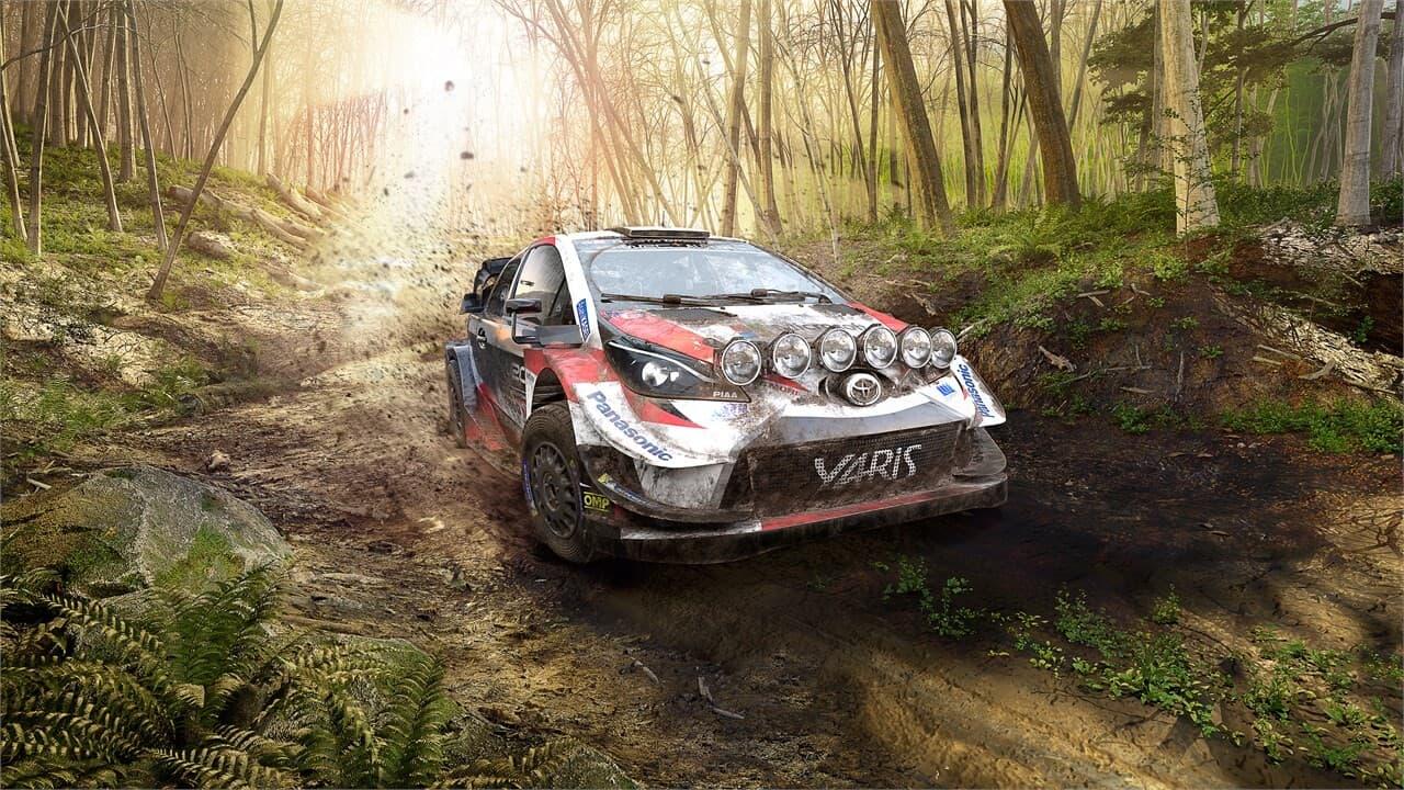 Análisis de mejoras de WRC 9 para Xbox Series X|S 8