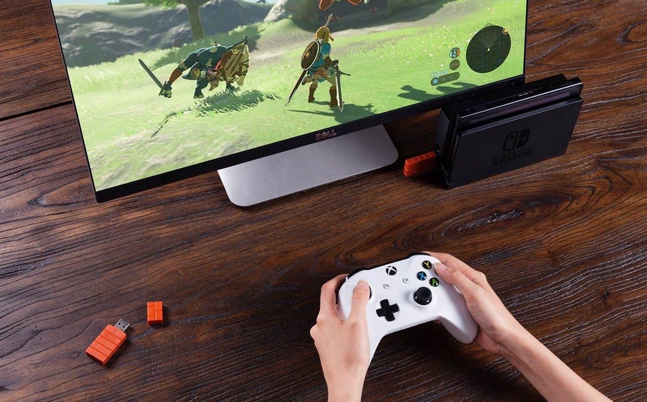 Cómo utilizar el mando de Xbox One en Nintendo Switch 5