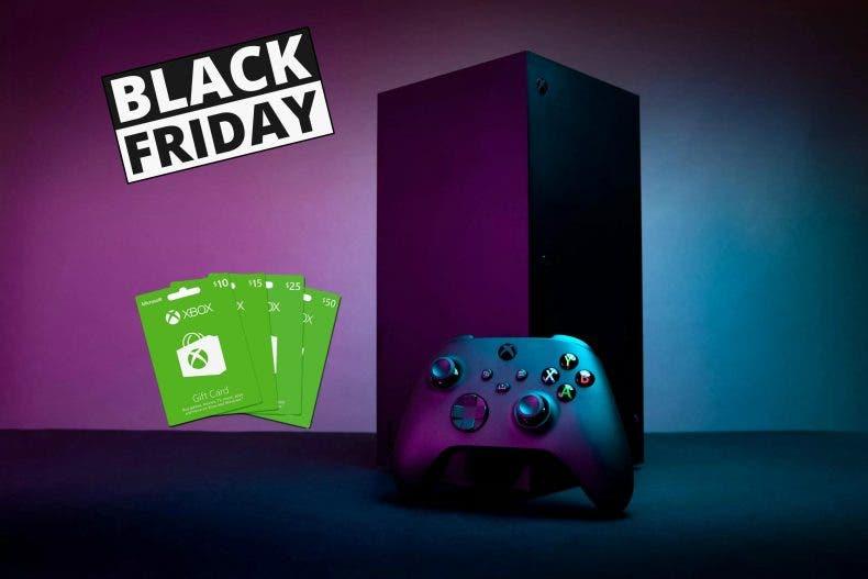 Microsoft está regalando 10€ para gastar en la Xbox Store con motivo del Black Friday