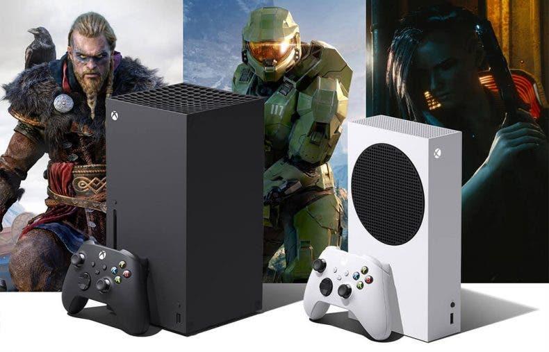 Xbox Alemania celebra el lanzamiento de Xbox Series X|S