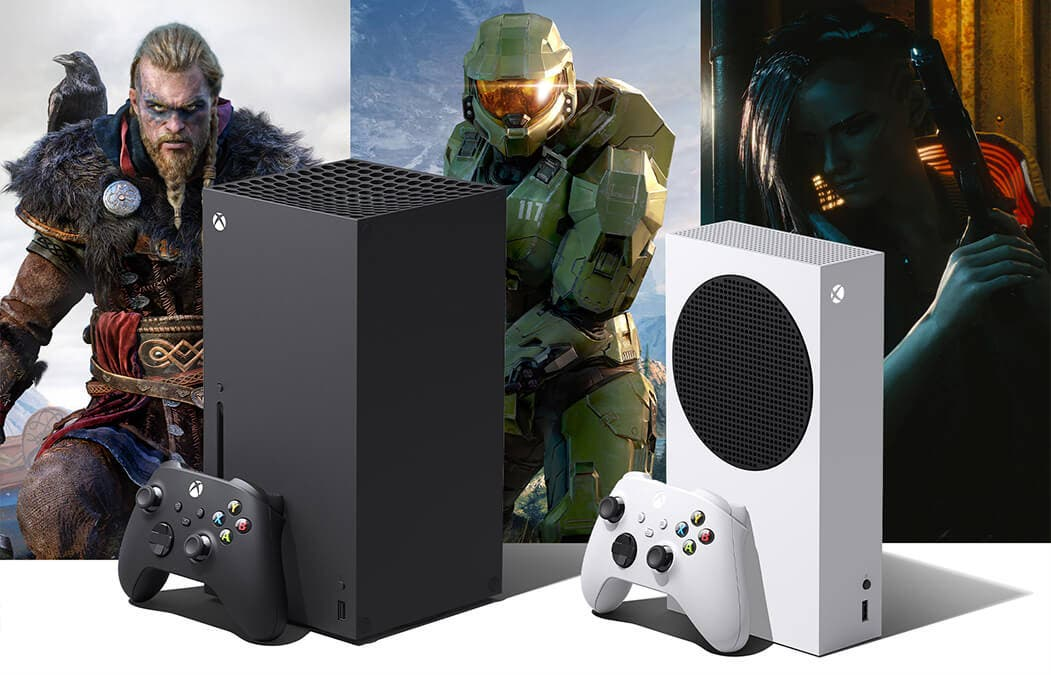 Xbox Germany Celebrates Xbox Series X Launch | S