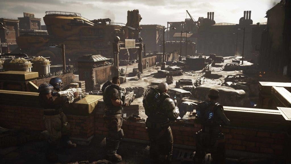 Análisis de Gears Tactics - Xbox Series X|S 7