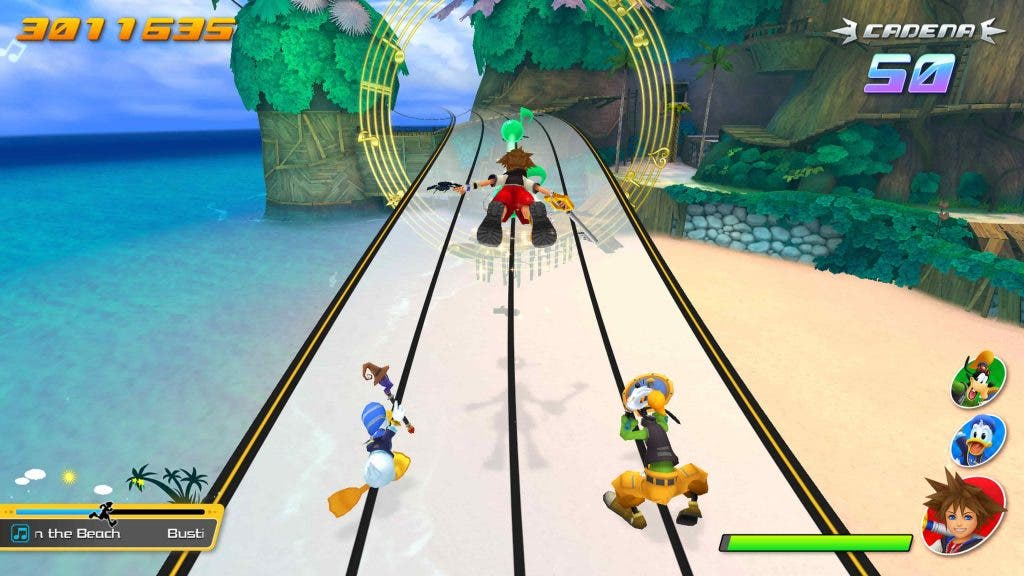 Análisis de Kingdom Hearts: Melody of Memory - Xbox One 3