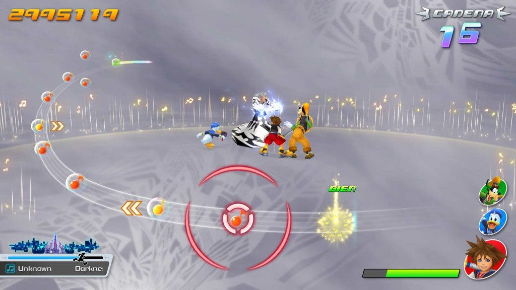 Análisis de Kingdom Hearts: Melody of Memory - Xbox One 2
