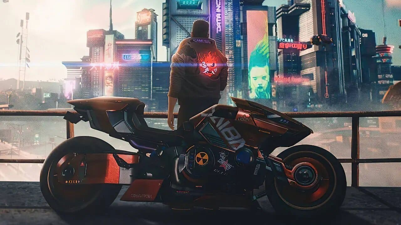 Comparan el mundo de Cyberpunk 2077 con el de GTA V