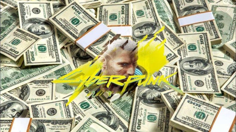 conseguir dinero ilimitado en Cyberpunk 2077