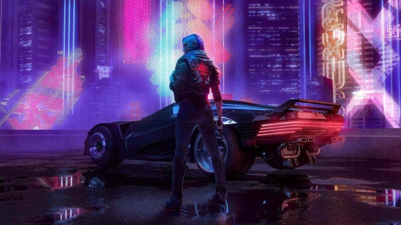 tamaño del parche Day One de Cyberpunk 2077 en Xbox