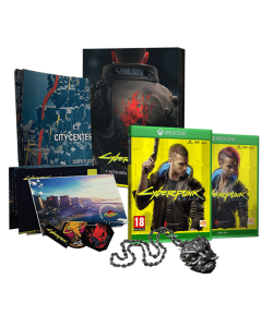 Prepárate para la llegada de Cyberpunk 2077 a Xbox con estas ofertas de xtralife 3