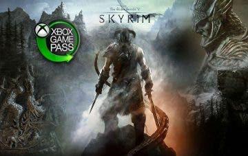 The Elder Scrolls V Skyrim en Xbox Game Pass