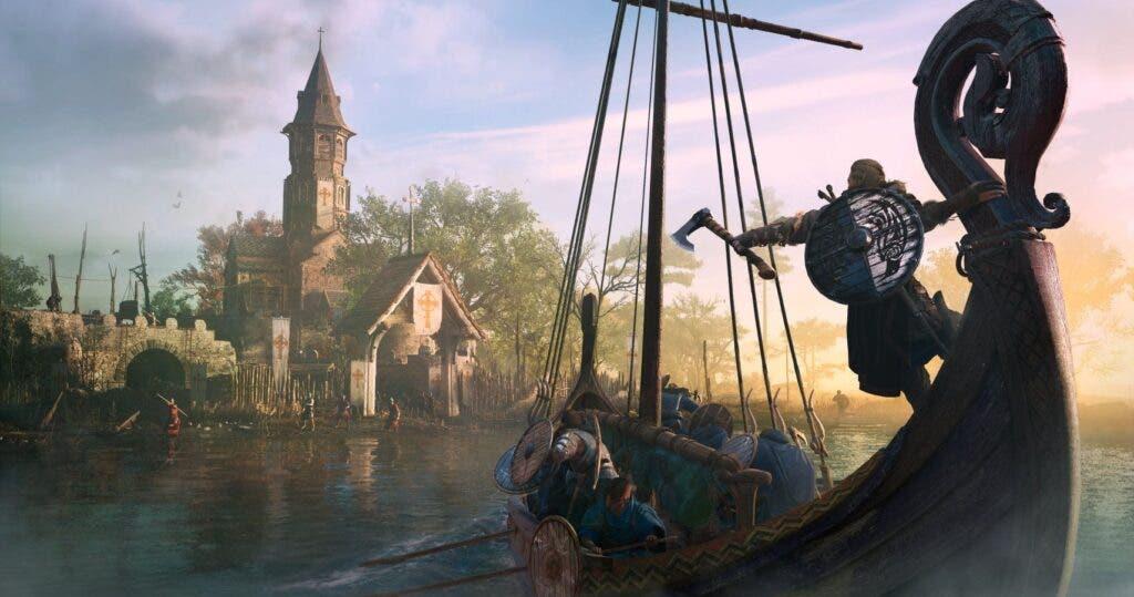 Assassin's Creed: Valhalla regala gratis el nuevo DLC para el juego desde hoy