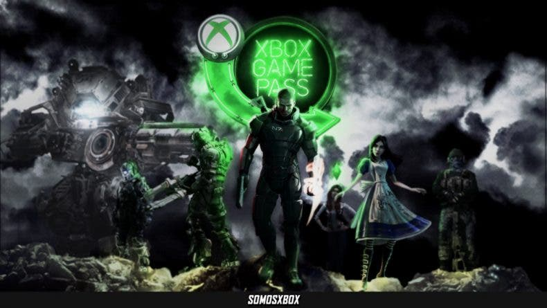 juegos de EA Play en Xbox Game Pass