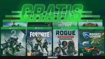 juegos gratis para Xbox
